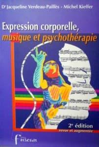couverture livre expression corporelle musique psychothérapie
